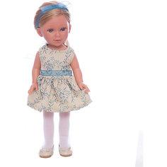 Кукла Паулина, блондинка без челки, Весна Классика, Vestida de Azul