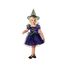 """Маскарадный костюм для девочки """"Лесная фея"""", 7-10 лет Феникс Презент"""