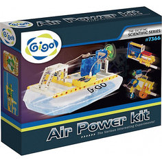 "Катер на воздушной подушке ""AIR POWER EXPERIMENT KIT"", Gigo"