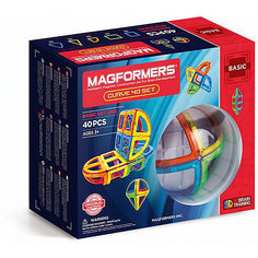 """Магнитный конструктор Magformers """"Curve 40"""""""