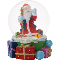 "Снежный шар Magic Time ""Дед Мороз с подарками"""