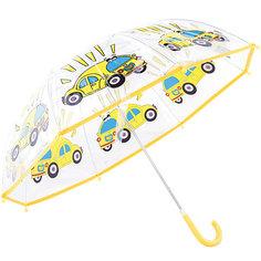 "Зонт детский ""Автомобиль"", 46 см. Mary Poppins"
