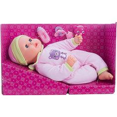 """Интерактиная кукла Mary Poppins """"Люимый мишка"""", 40 см звук"""