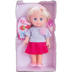 Кукла 20 см , твердое твердое тело, без звука . Карапуз