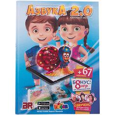 """Книга Devar Kids """"Азбука 2.0"""""""