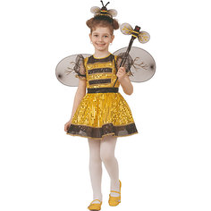 """Карнавальный костюм """"Пчелка"""" Батик для девочки"""