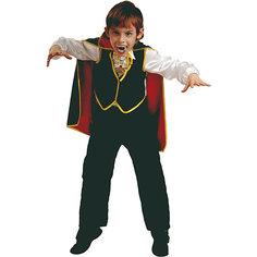 """Карнавальный костюм """"Дракула"""" Батик для мальчика"""