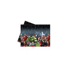 """Скатерть Procos """"Мстители"""" полиэтиленовая, 120х180 см."""