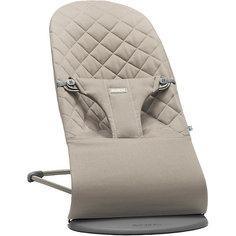 Кресло-шезлонг Bliss Cotton, BabyBjorn, песочный