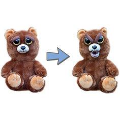 Мягкая игрушка Feisty Pets Бурый медведь, 21,6 см