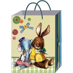 """Подарочный пакет """"Любимые игрушки"""" 48,3*17,8*63 см Феникс Презент"""