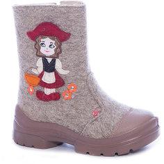 Валенки Красная шапочка Филипок для девочки