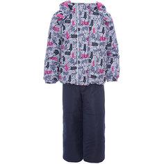 Комплект: куртка и брюки Ma-Zi-Ma для девочки