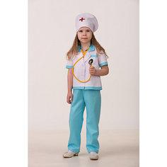 """Карнавальный костюм """"Медсестра-2"""" Jeanees для девочки"""