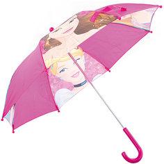 Зонт-трость 37,5 см., Disney Princess Детское время