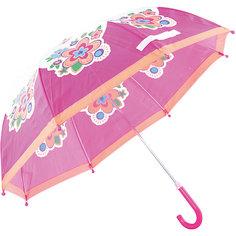 "Зонт детский ""Цветы"", 46 см. Mary Poppins"
