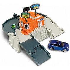 """Игровой набор Autotime """"Megapolis"""" Автокафе с машиной"""
