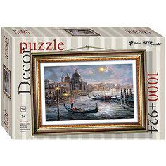 """Пазл Step Puzzle """"Вечер в Венеции"""", 1000 элементов+рамка"""