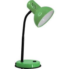 Настольный светильник Основание 40Вт ЛН, Ultra Light, зелёный