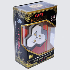 Головоломка Шестиугольник Cast Puzzle