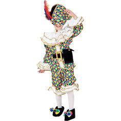 """Карнавальный костюм Veneziano """"Арлекино"""" для мальчика"""