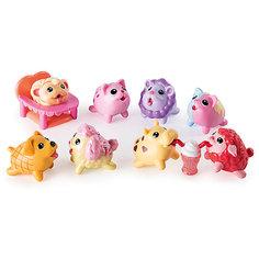 Игровой набор Chubby Puppie, 10 предметов, питомник