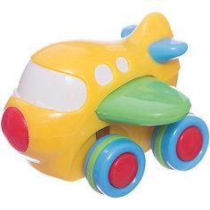 """Мини-машинка Little Tikes """"Моторы"""" Желтый самолет"""