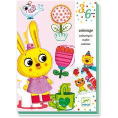 Набор для творчества  для малышей «Времена года» Djeco