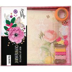 Скрапбукинг Альбом Цветы Origami