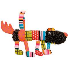 "Мягкая игрушка ""Сосиска Волчонок S"" 20 см Ebulobo"
