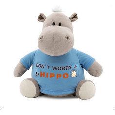 Мягкая игрушка Orange Бегемот Be Hippo, 20 см