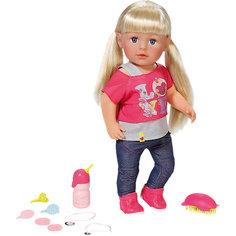 """Кукла """"Сестричка"""", 43 см, BABY born Zapf Creation"""