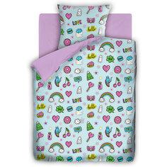 Детское постельное белье 1,5 сп. 4YOU, Аппликации