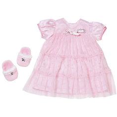 """Одежда для куклы Zapf Creation """"Baby Annabell"""" Спокойной ночи, платье и тапочки"""
