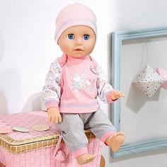 "Интерактивная кукла Zapf Creation ""Baby Annabell"" Учимся ходить, 43 см"