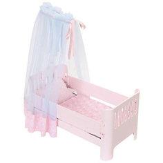 """Кроватка для куклы Zapf Creation """"Baby Annabell"""" Спокойной ночи"""