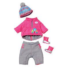 "Одежда для куклы Zapf Creation ""Baby Born"" Зимние морозы"