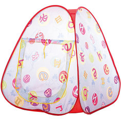 Игровая палатка Shantou Gepai Алфавит, в сумке