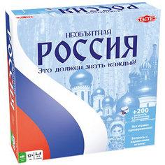 Настольная игра Tactic Games Необъятная Россия