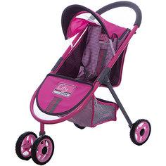 "Прогулочная коляска для куклы DeCuevas ""Cити"", 56см"