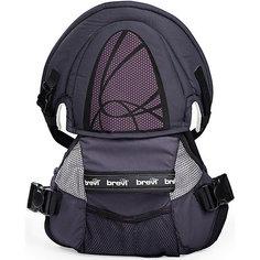 Рюкзачок для переноски детей Pod (015/043), Brevi, фиолетовый