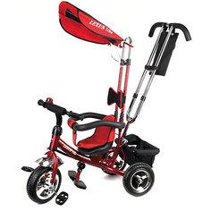 Lexus Trike Трехколесный велосипед, бордовый