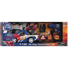 Игровой набор-конструктор Ford, с аксессуарами, WINNER
