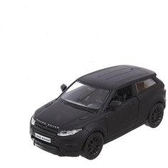 """Коллекционная машинка Autotime """"Black Edition-5"""" Range Rover Evoque Imperial"""