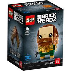Сборная фигурка LEGO BrickHeadz 41600: Аквамен