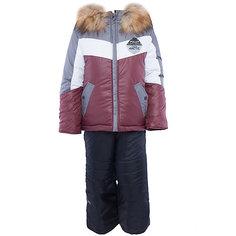 Комплект: куртка и брюки для мальчика BOOM by Orby