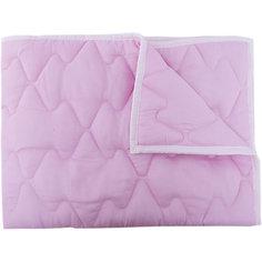 Стеганное одеяло Baby Nice, 105х140, розовый