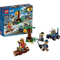 Конструктор LEGO City 60171: Убежище в горах