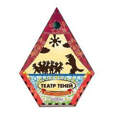Театр теней Волк и семеро козлят цветной Полноцвет