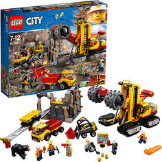Конструктор LEGO City 60188: Шахта